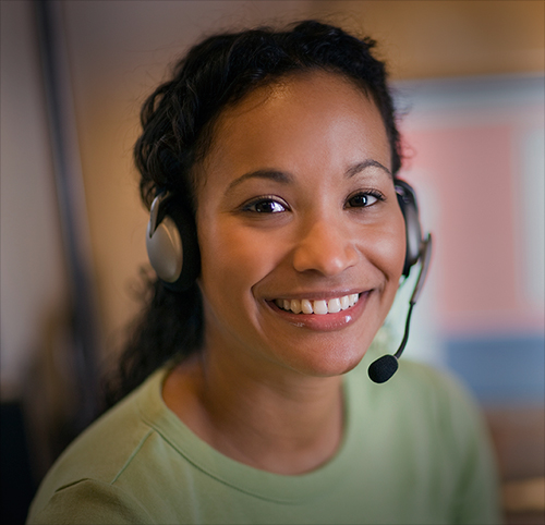 Picture of Customer Service Representative